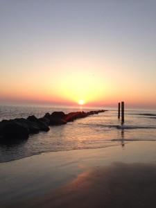 Sunrise Tybee