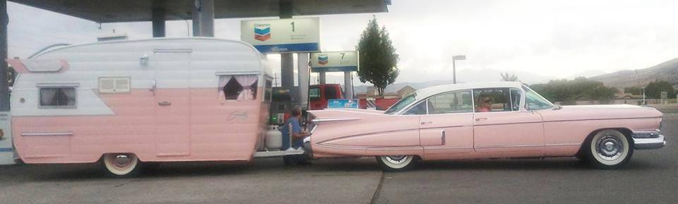 random shot at gas station