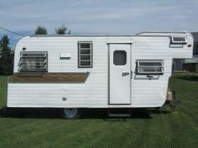 1966 Franklin Vintage Camper