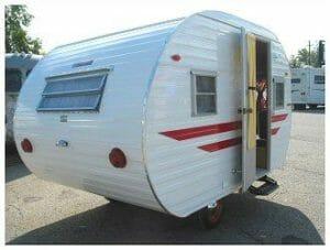 1960 Garway Camper Classic Campers, Retro Campers, Vintage Campers Trailers, Vintage Caravans,