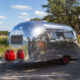 Rare 1958 Airstream Bubble Whale Tail 16 Foot Restored