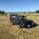 1963 Chevy C10 Stepside...Tow your vintage trailer in style  with this!