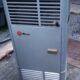 50s Duotherm propane furnace, ducted